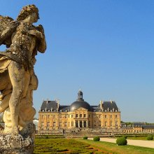Vaux le Vicomte - Erasmus of Paris