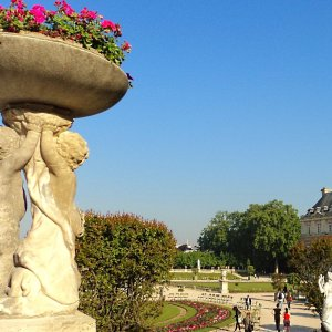 Jardin du Luxembourg Paris - Erasmus of Paris