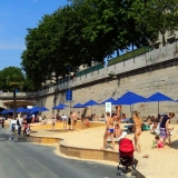 Paris Plage - Summer Beach in Paris - Erasmus of Paris