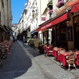 Mouffetard Street Paris