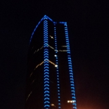 Tour Montparnasse by Night