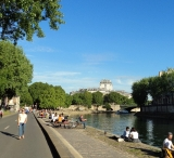 Parc des Rives de Seine Paris - Erasmus of Paris