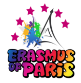 Erasmus of Paris Logo